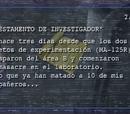 Archivos de Resident Evil: Outbreak