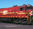 GE U25C