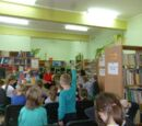 Spotkanie Autorskie w Bydgoszczy (Szkoła Podstawowa nr 62 w Bydgoszczy, 2014)