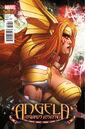 Angela Asgard's Assassin Vol 1 1 Jimenez Variant.jpg
