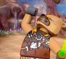 Минифигурки, появившиеся только в видеоиграх