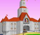 Castillo de Peach (SSBD)