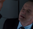 Resurrection of Phil Coulson