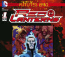 Red Lanterns: Futures End Vol 1 1