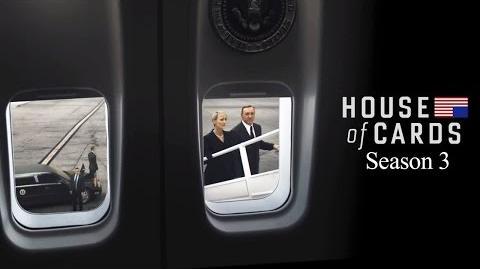 HOUSE OF CARDS Season 3 Teaser