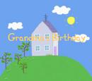 Granny Pig's Birthday