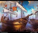 Barcos de la Casa Hightower