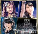 ℃-ute (910) no Hi Special Concert 2014 Thank You BeriKyuu! in Nippon Budokan