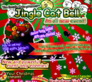 Jingle Cat Bell (Monthly Event)