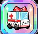 Miracle Toy Ambulance