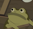 Jason Funderburker (the frog)