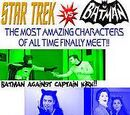 DC COMICS: Batman '66 (Batman vs Star Trek fan film)