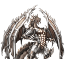 """Chrono Maelstrom Overlord, Tachyon Dragon """"Ragnarok"""""""