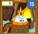 Holiday Ice King (Hero Card)