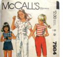 McCall's 7984 A