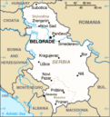 2006 Serbia-CIA WFB Map.png