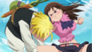 Diane punching Meliodas for not recognizing her.png