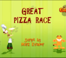 Great Pizza Race