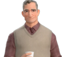 "Professor Robert Callaghan ""Yokai"""
