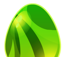 Smaragd-Drache