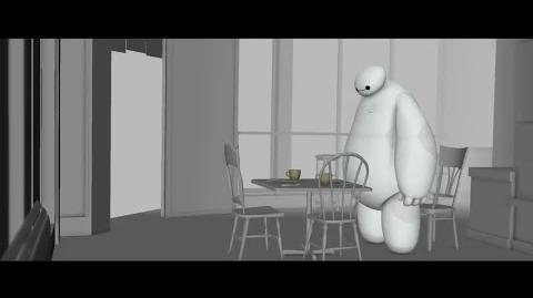 Exclusive DISNEY BIG HERO 6 - Characters Study (2014) - Disney Animation movie HD