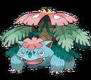 Mega Grass Pokémon