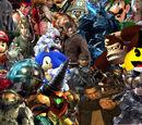 Amalgamated Video Game Battle