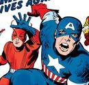 Steve Rogers (Earth-616) Captain America joins the Avengers in Avengers Vol 1 4.jpg