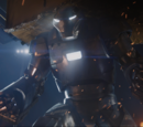 Iron Man Armor: Mark XXXVIII