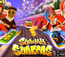 Subway Surfers: Holiday