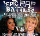 Oprah vs Ellen/Rap Meanings
