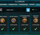 Alliance Medals