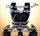 The Legend of Brainy Yak