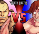 'Street Fighter vs Punch Out!!' themed Death Battles
