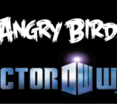 Angry Birds Doctor Who
