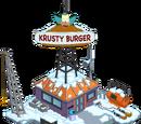 Krusty Burger Oil Rig