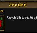 Z-Mas Gift