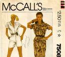 McCall's 7508 A