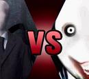 Slenderman vs. Jeff the Killer