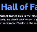 Hall of Fame Members