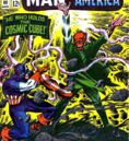 Steve Rogers (Earth-616) Captain America versus the Cosmic Cube powered Red Skull from Tales of Suspense Vol 1 80.jpg