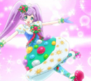 White Christmas Wreath Ribbon Coord
