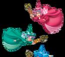 Flora, Fauna e Serena