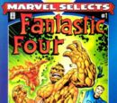 Marvel Selects: Fantastic Four Vol 1 1