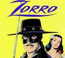 DYNAMITE COMICS: Zorro