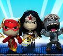 DC Comics Costume Pack 4