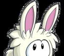 Puffle Conejo Blanco
