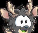 Puffle Ciervo Negro