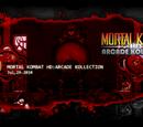 Mortal Kombat Arcade Kollection/Galería