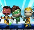 DC Comics Costume Pack 3